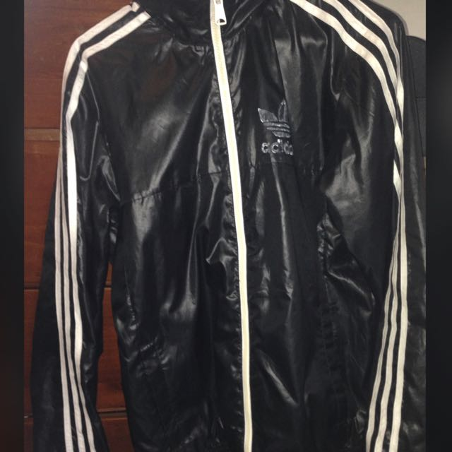 Inside And Out Adidas Jacket