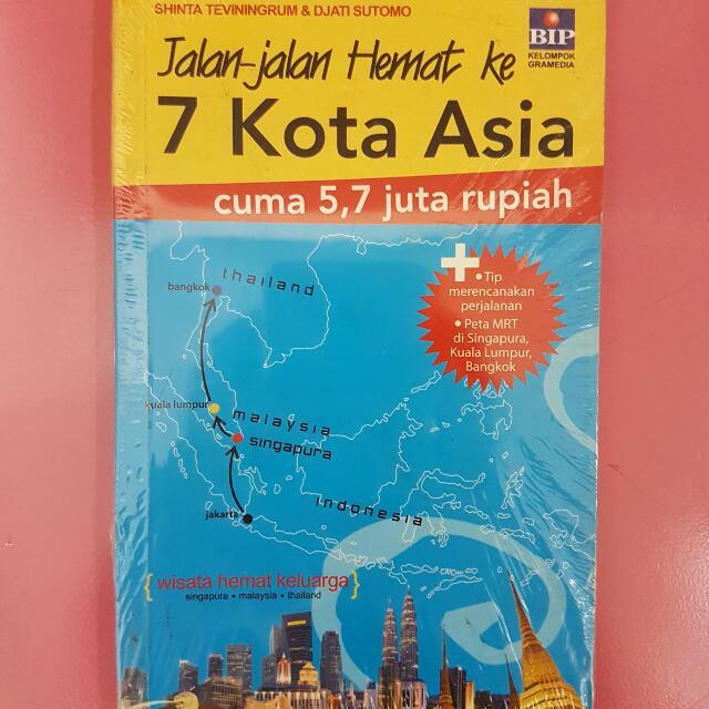 Jalan-Jalan Hemat Ke 7 Kota Di Asia