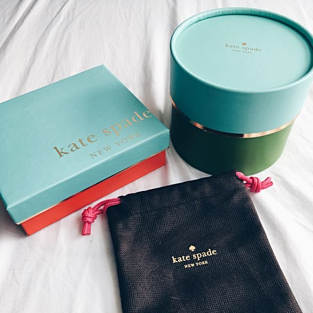 Kate Spade Jewelry Boxes
