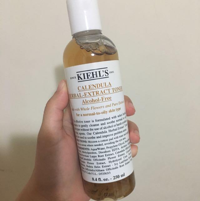 Kiehl's 金盞花 化妝水