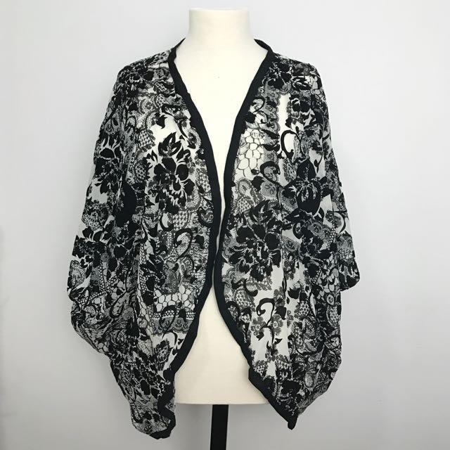 Lace Kimono Forever 21