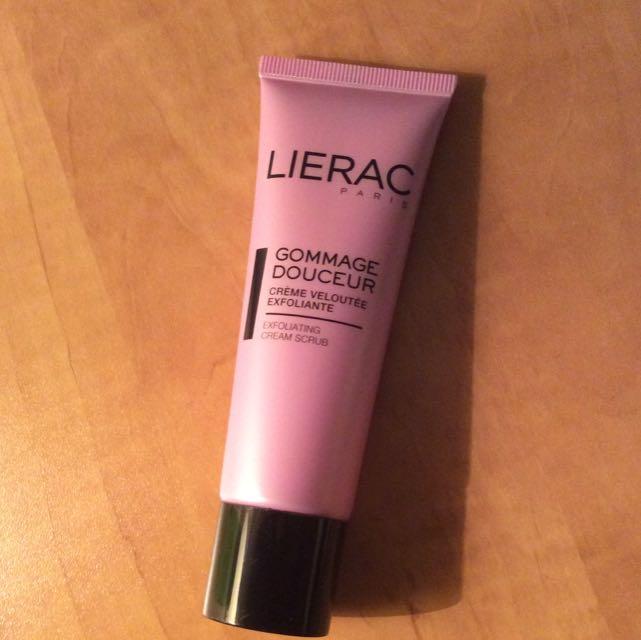 Lierac Exfoliating Cream Scrub