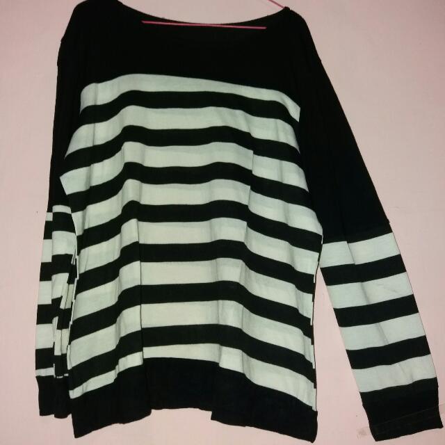Long Shirt Zebra