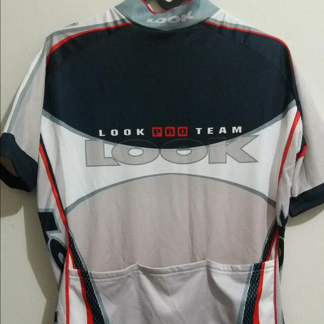 Look Team Bike Shirt