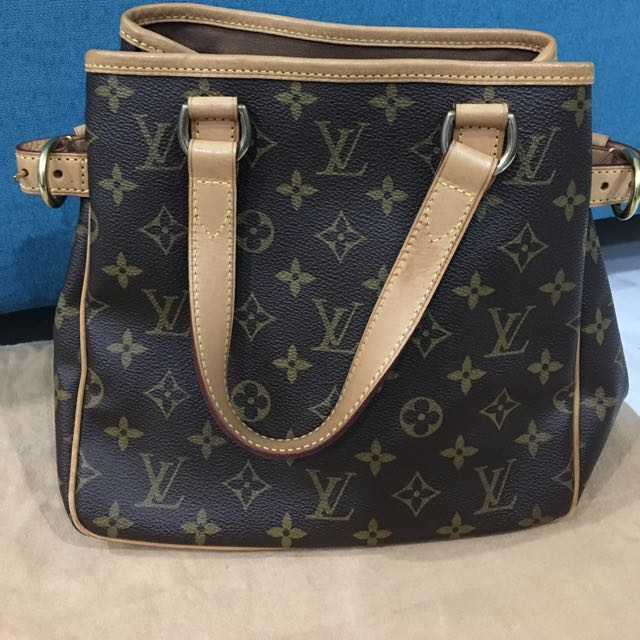 286f9f488704 Authentic Louis Vuitton Monogram Canvas Batignolles Vertical PM, Luxury,  Bags   Wallets on Carousell