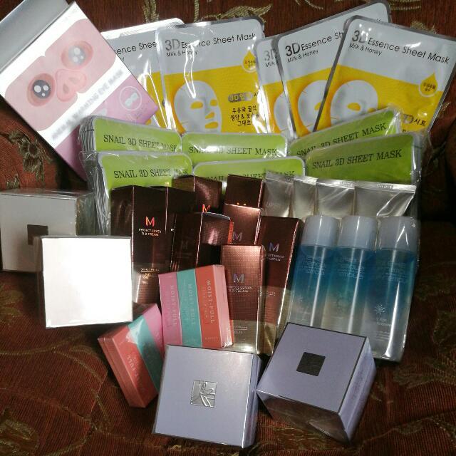 Missha Beauty Products