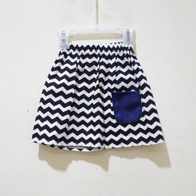 Monochrome Skirt