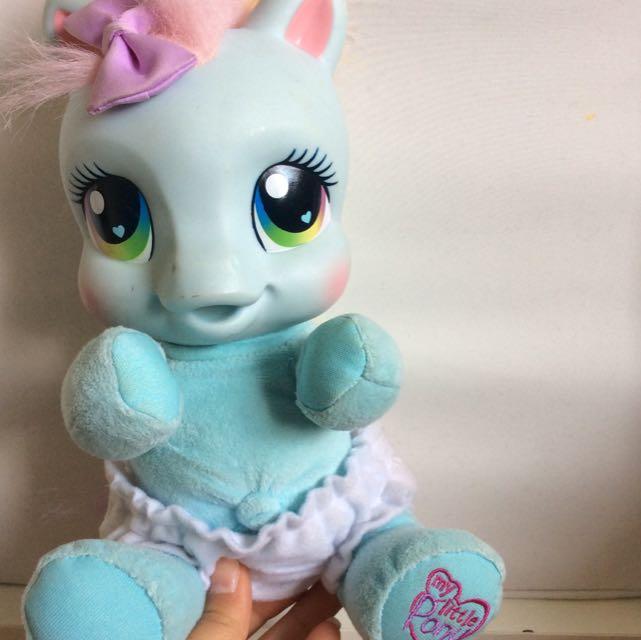 My Little Pony: Rainbow Dash Baby