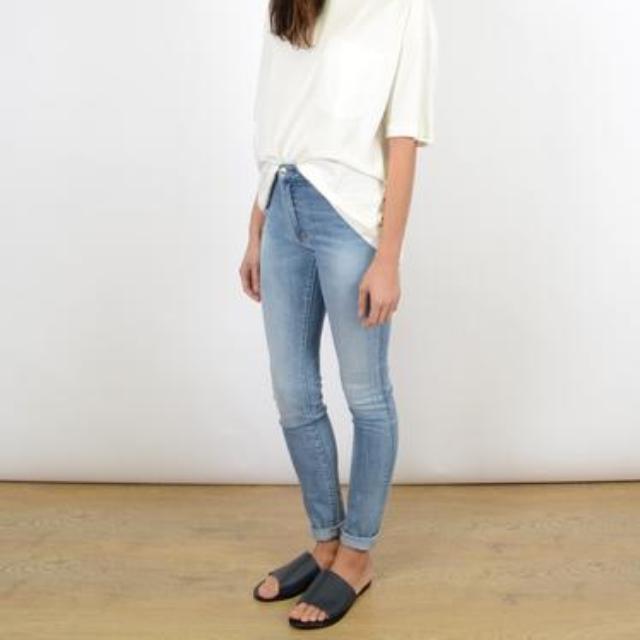 Neuw Vintage Skinny Denim - Size 26