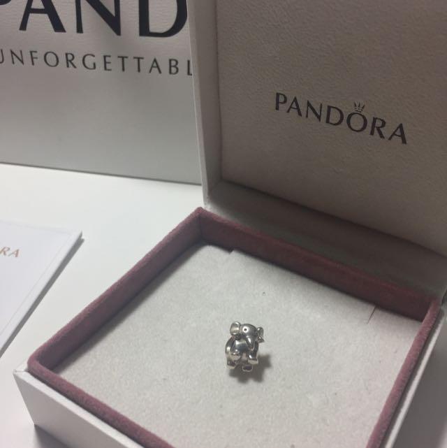 Pandora Baby Elephant