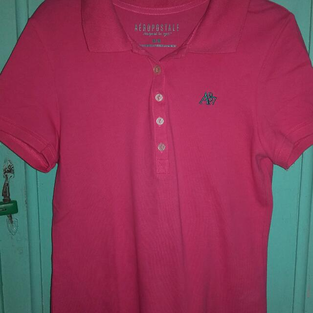 Preloved Aeropostale Polo Shirt