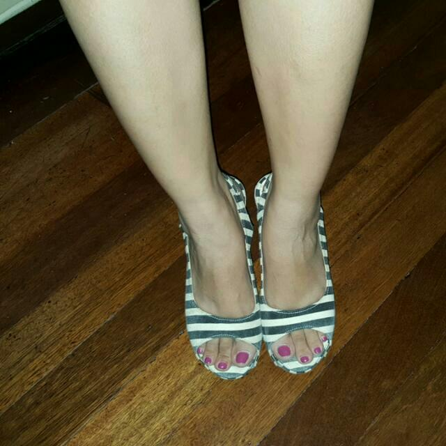 Preloved Wedge Shoes