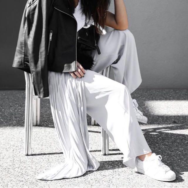 Premonition Designs Pleated Trouser