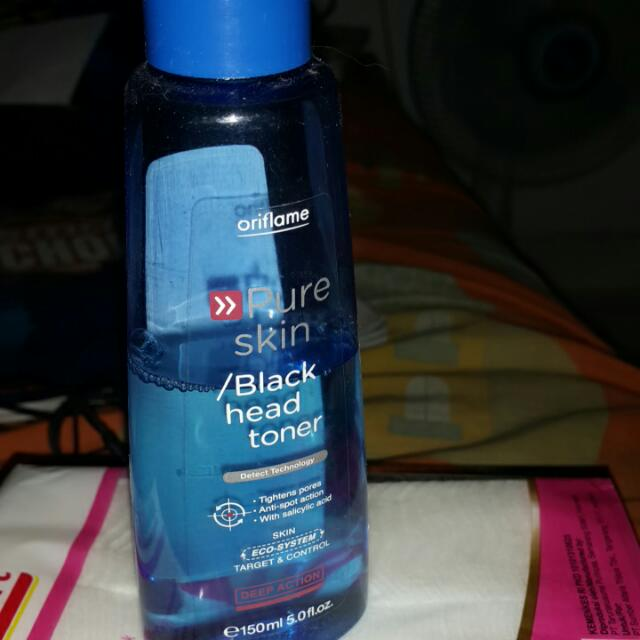Pure Skin/black Head Toner