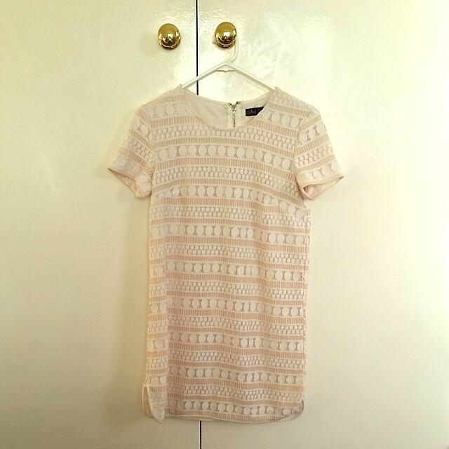 Semi Formal T-shirt dress