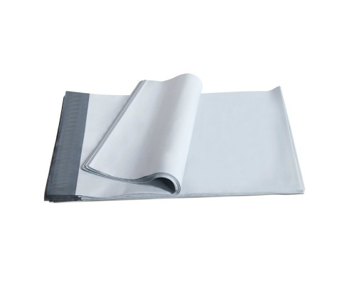 Set of 100 Poly Mailer Bags - 350 x 480mm
