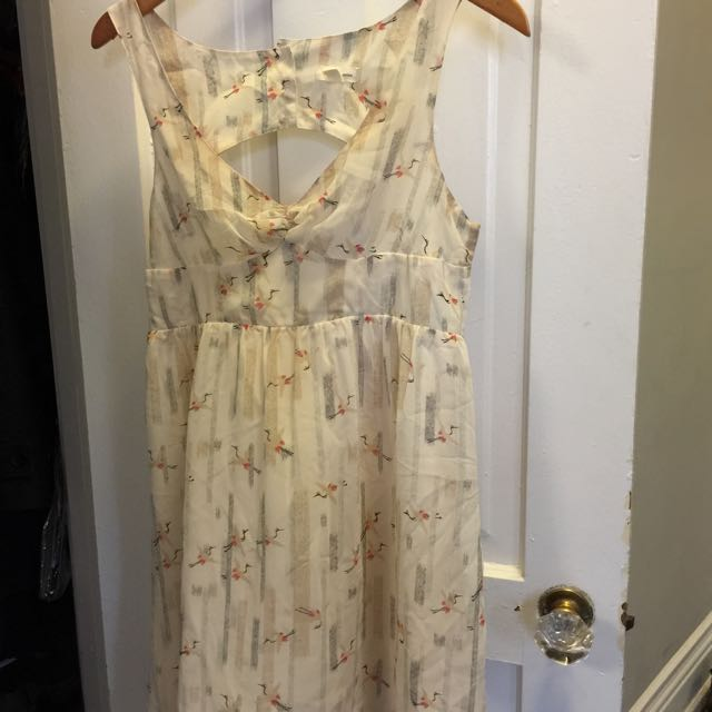 Silence + Noise Dress (size Small)