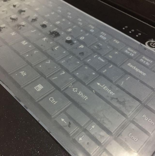 Silicon - Pelindung keyboard