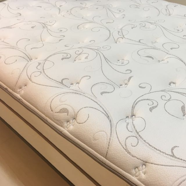 Reserved With Deposit $100 For Andy Simmons Beautyrest Queen Size Mattress