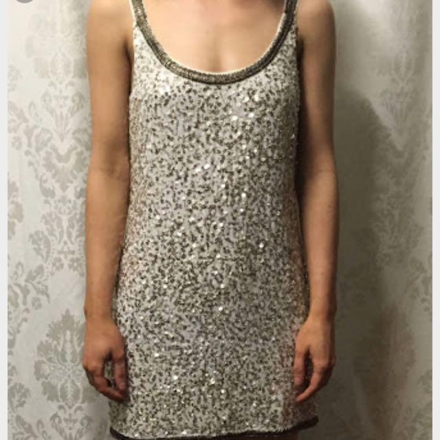 Sports girl Sequin Dress