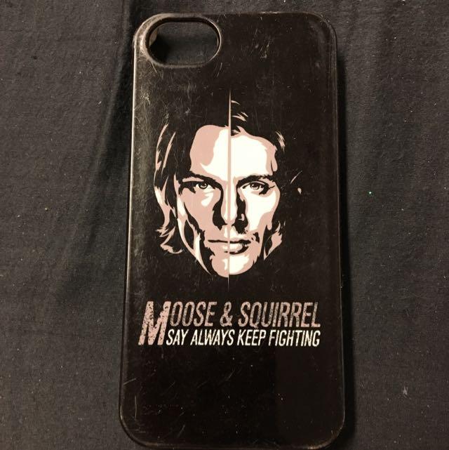 Supernatural Iphone 5S case