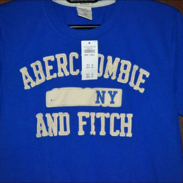 T Shirt Abercrombie & Fitch