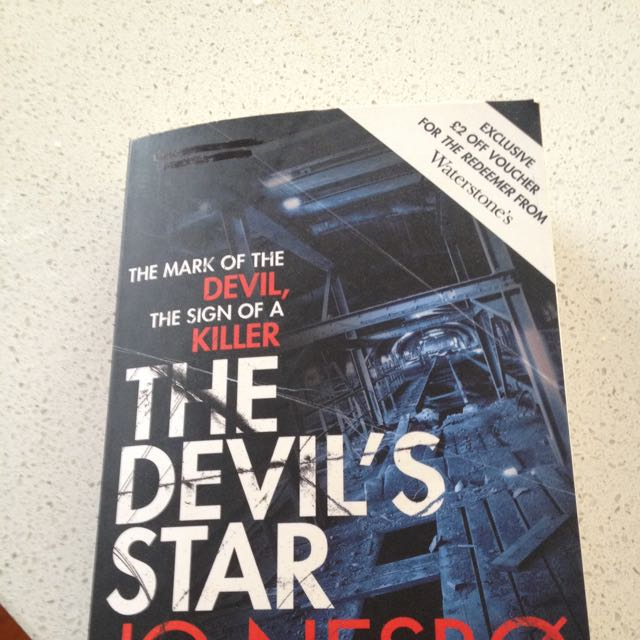 The Devils Star Book