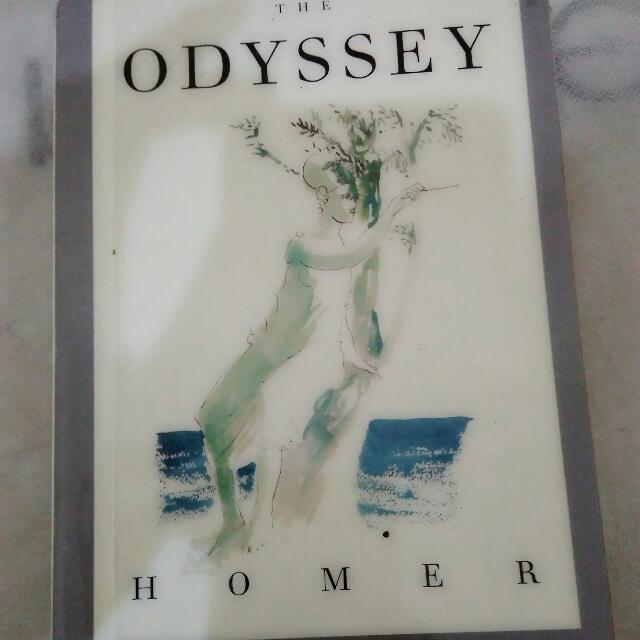 The Odyssey (Homer, Translated by Robert Fitzgerald)
