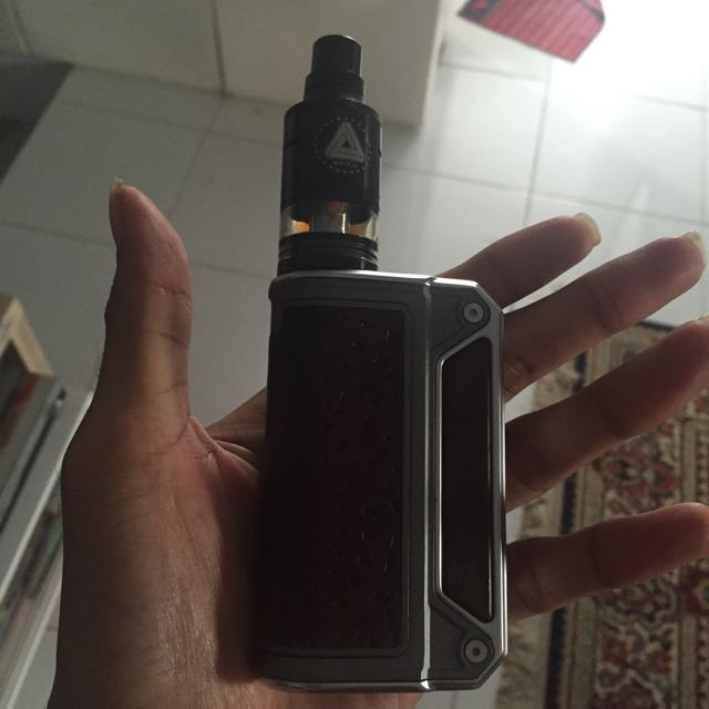 Therion Vapour (Italian Style) & Limitless Rdta