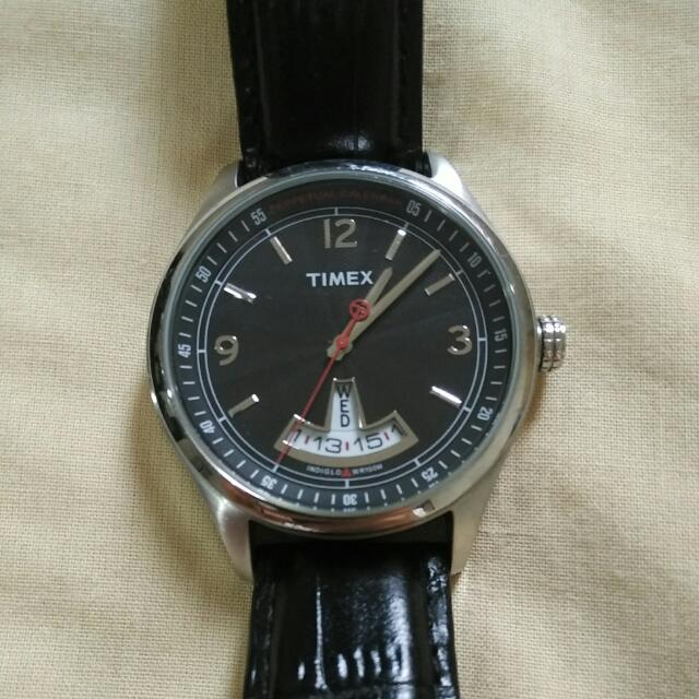 Timex Perpetual Watch