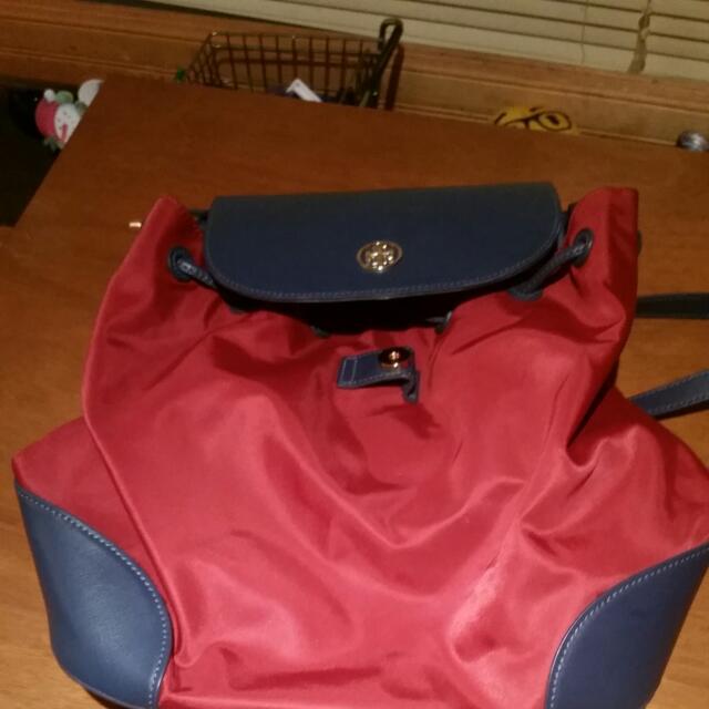 Tory birch backpack