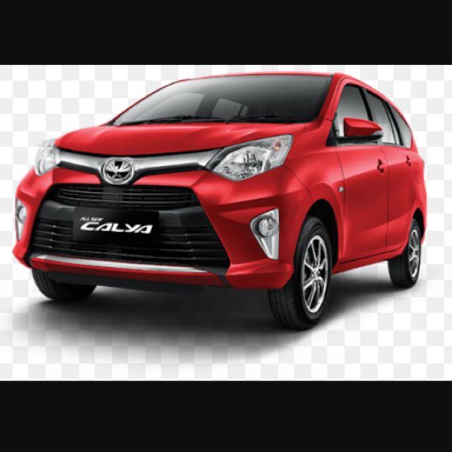Toyota Calya Dp19jt