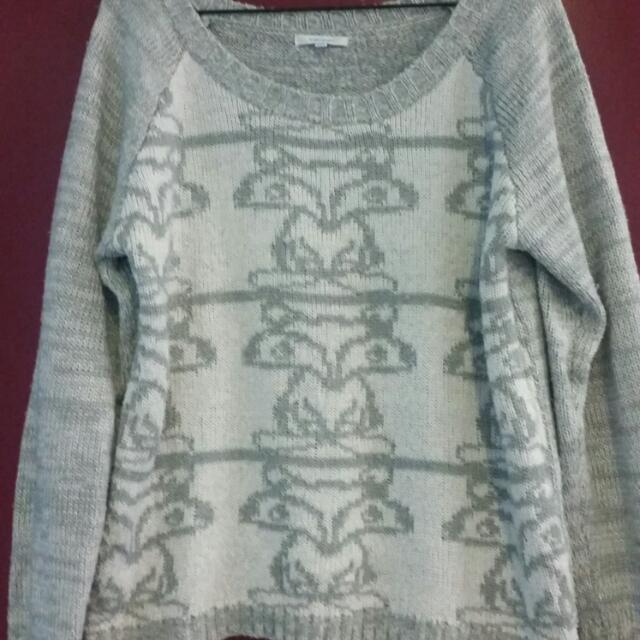 Valleygirl Knit Sweater