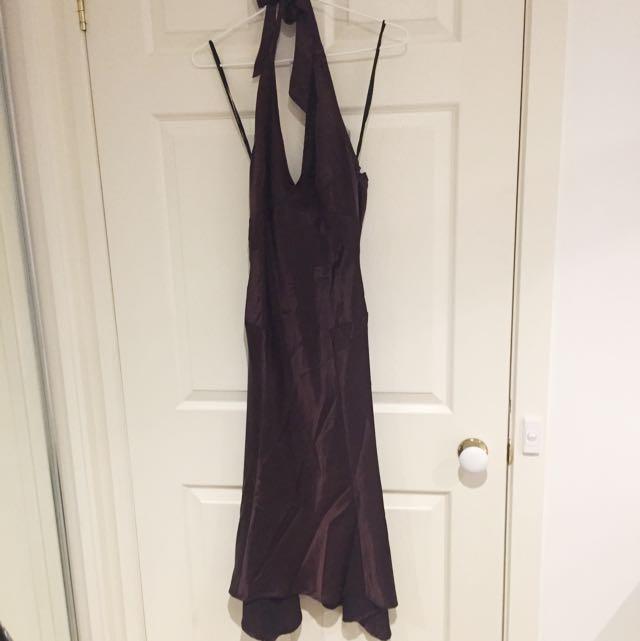 Very Very Chocolate Formal Dress