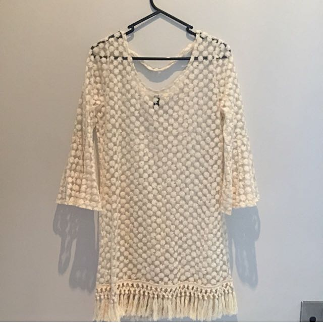 Vintage Sheer Dress