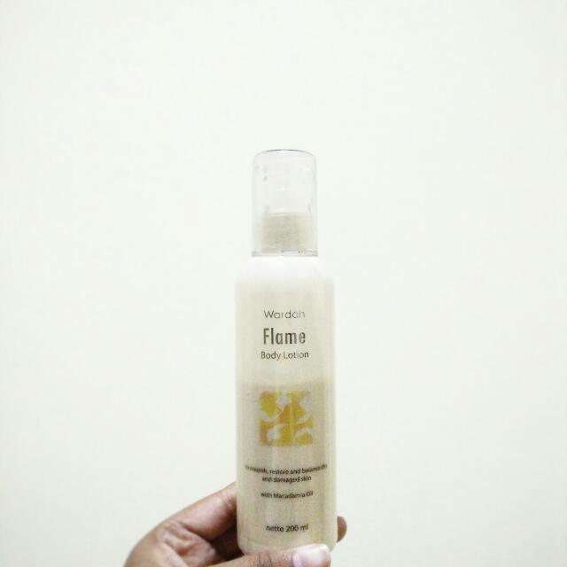 Wardah Body Lotion