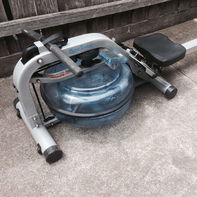 Water Rowing Machine