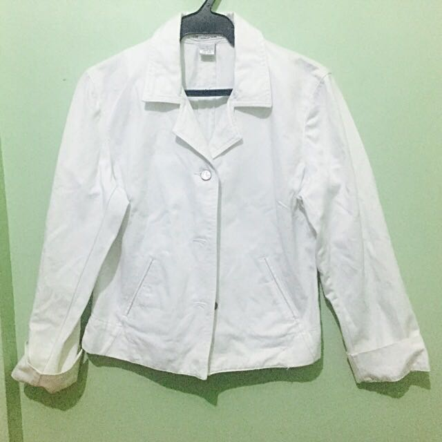 White Blazer/Jacket