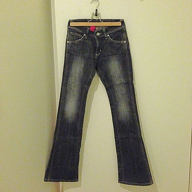Wrangler Women Boot Cut Jeans Size 26