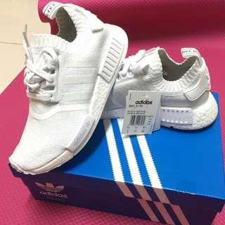 Adidas NMD R1白(限量原價賣)