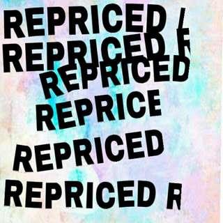 PRELOVED ITEMS REPRICED!!!