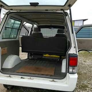 Nissan Vanette C22 1.5 (M)