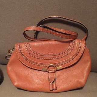 Chloe Marcie Mini Crossbody Bag