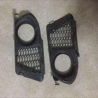 BMW Fog Light Cover/grille 335i