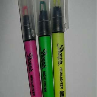 Sharpie Clearview Stick Highlighter