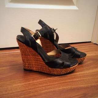 Banana Republic Wedges - Size 7.5