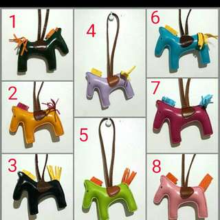 Rodeo Bag Charms