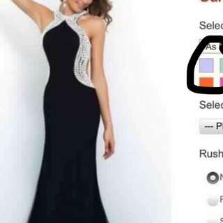 Leavers/formal Dress