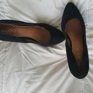 Aldo Heel Size 9