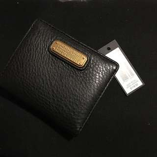 Authentic Marc By Marc Jacobs Bi Fold Wallet
